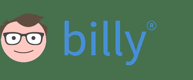Webshop med Billy regnskab