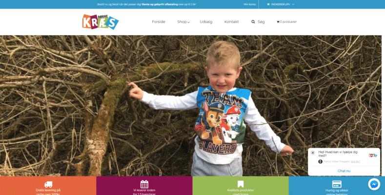 Webshop Case Billigt ægte tegnefilms tøj med dine børns yndlingsfigurer • Børnekræs