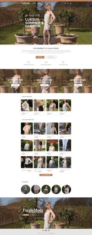 Billig Webshop - Figalo Mode