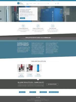 Billig webshop - Trykluftfilter