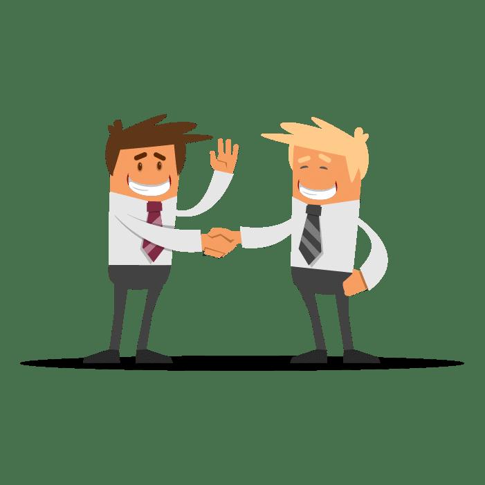 Online Succes skabt igennem samarbejde