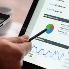 SEO Søgeoptimering og analyse baggrund