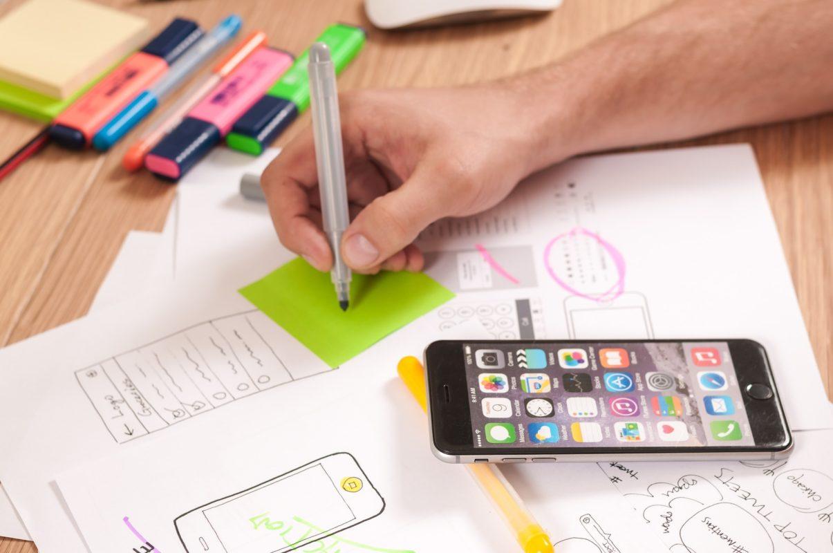 Webshop og Hjemmeside UX design